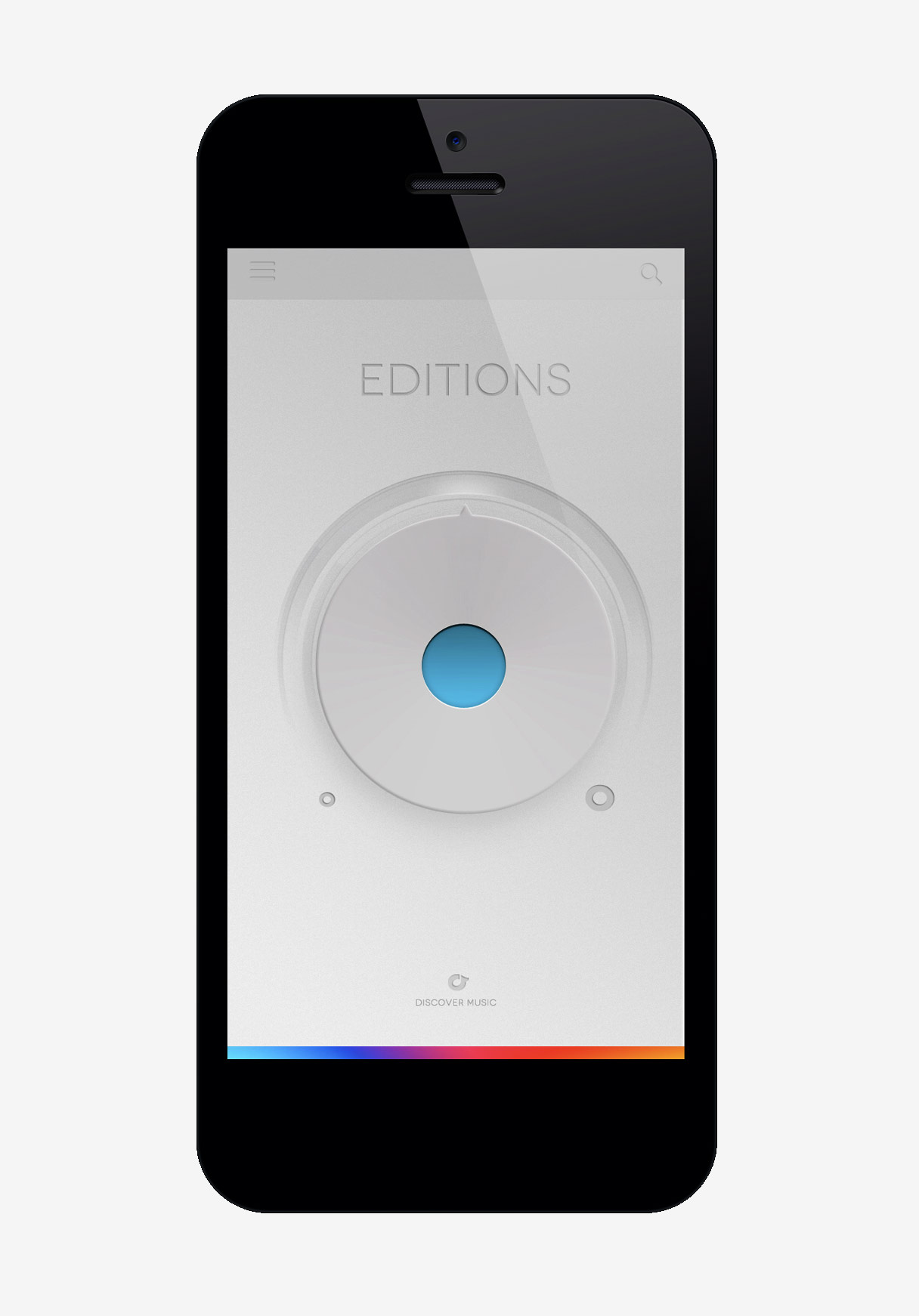 Rdio Discovery App Editions